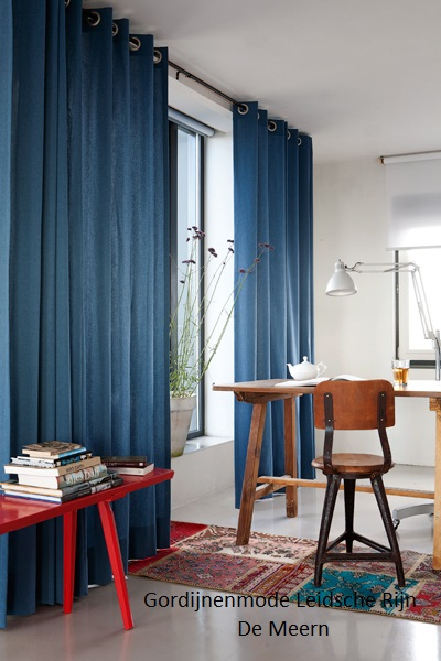 Awesome Grijsblauwe Gordijnen Contemporary - Ideeën Voor Thuis ...